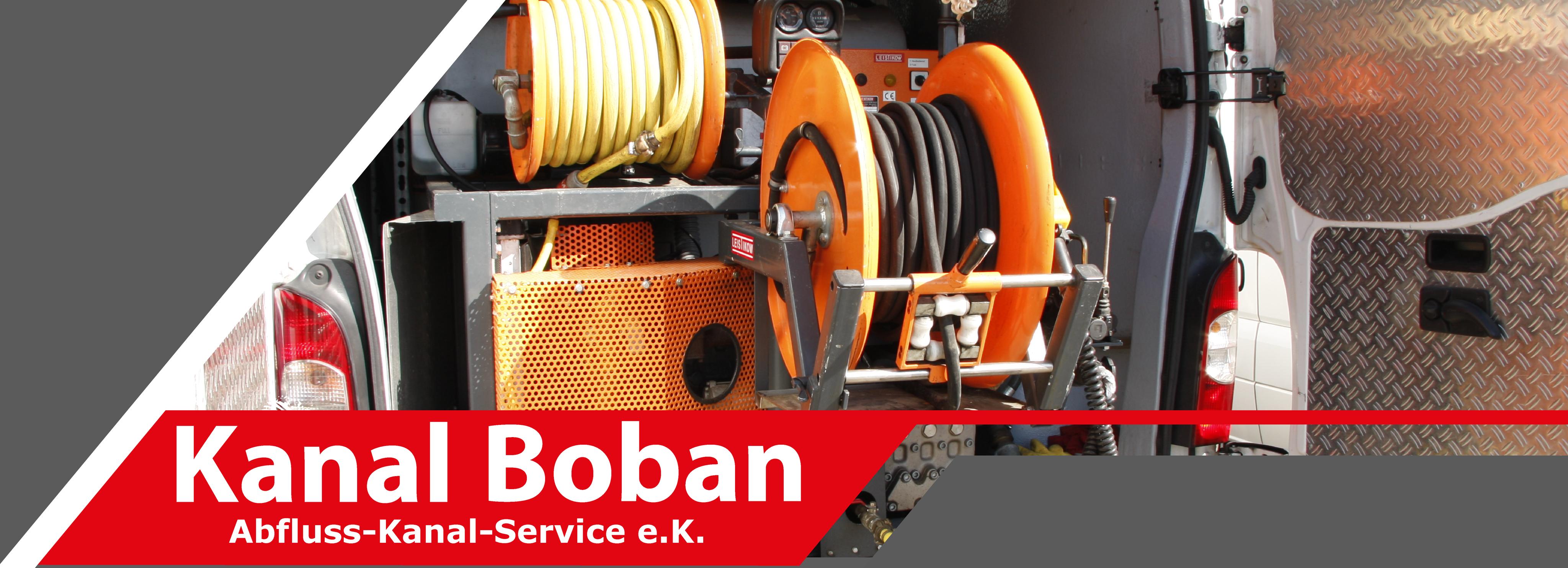 Home - Kanal Boban - Kanal Boban Abluss-Kanal-Service e.K.