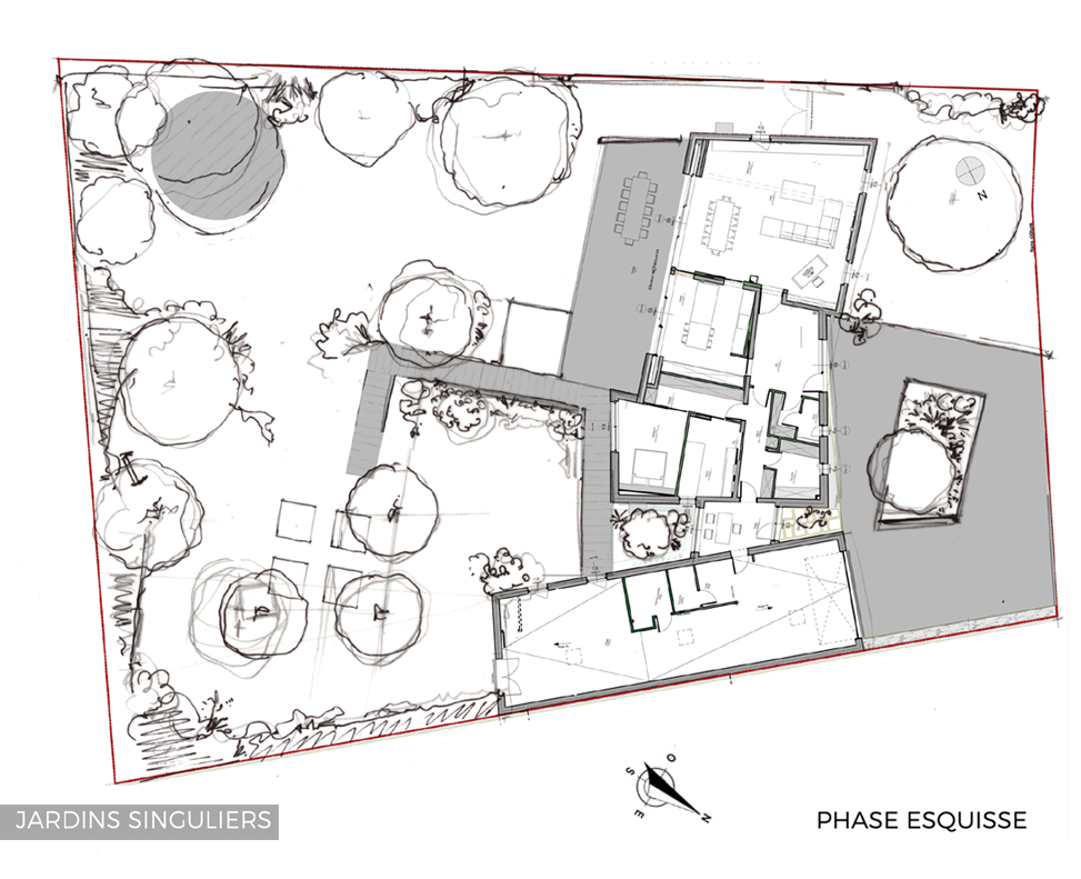 jardins singuliers paysagiste conceptrice de jardin. Black Bedroom Furniture Sets. Home Design Ideas