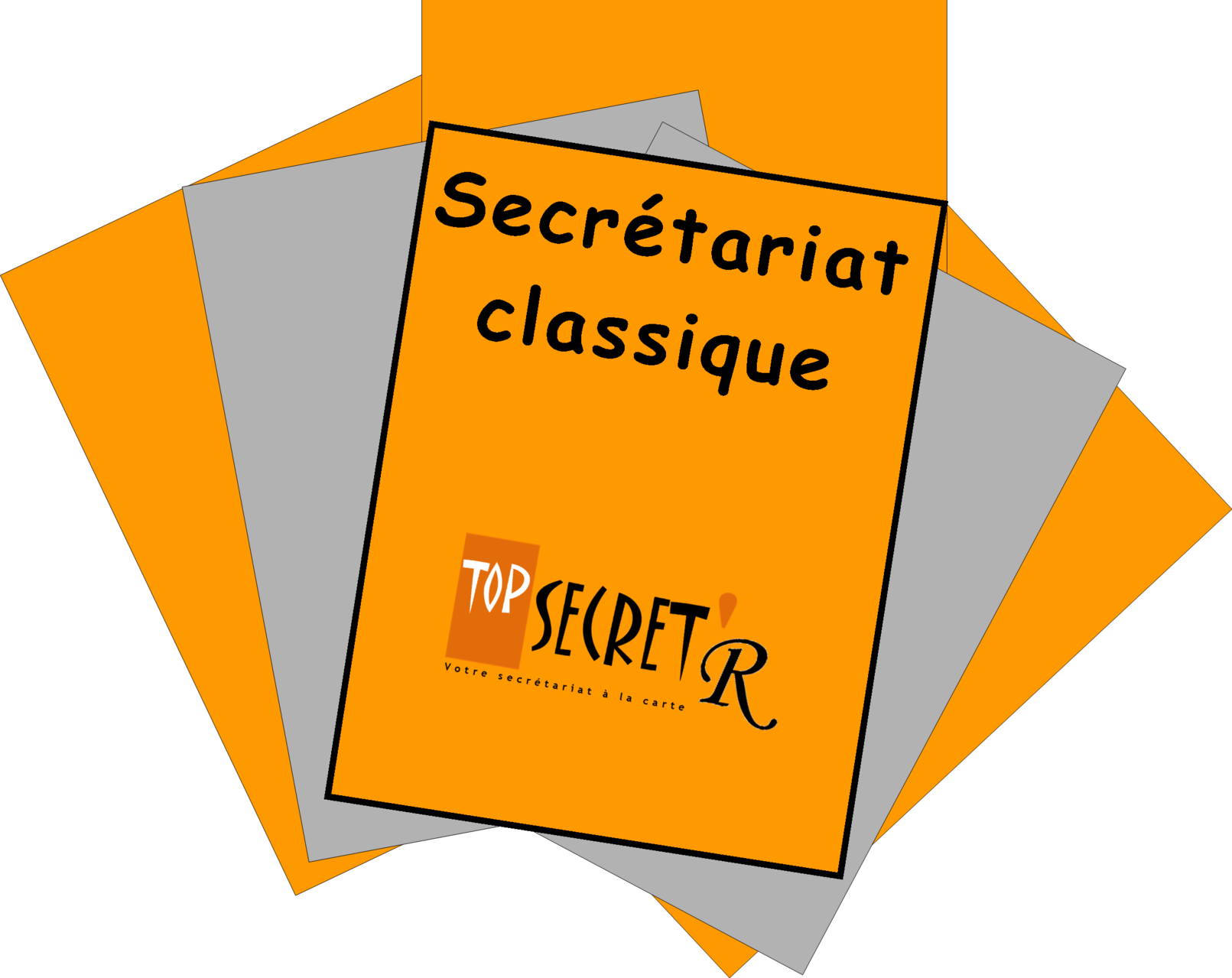 a738ad85acd Secrétariat commercial - TOP SECRET R - Secrétaire indépendante