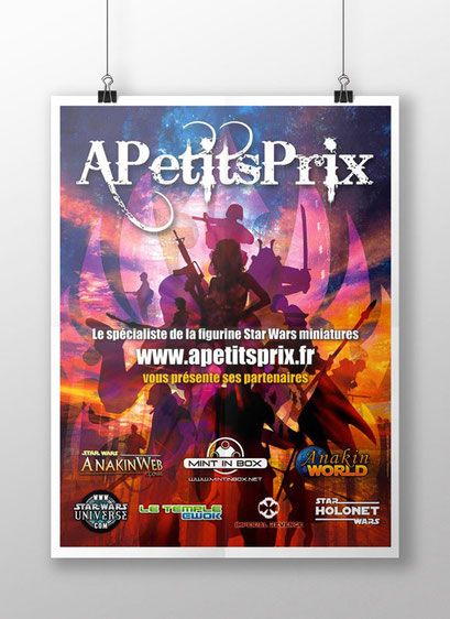 Affiche_A Petits Prix_kosept