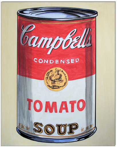 Campbell's soup Can Art I