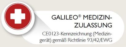 Galileo Vibrationshantel Mano Med 30 mit Medizinzulassung