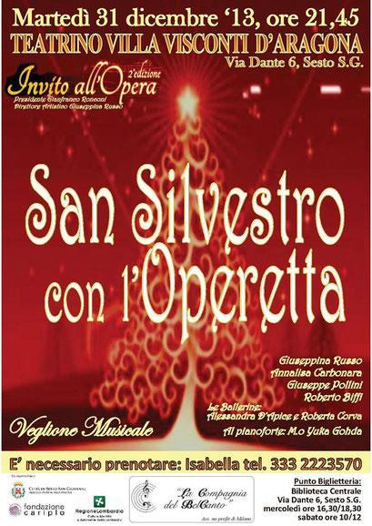 Manifesto San Silvestro