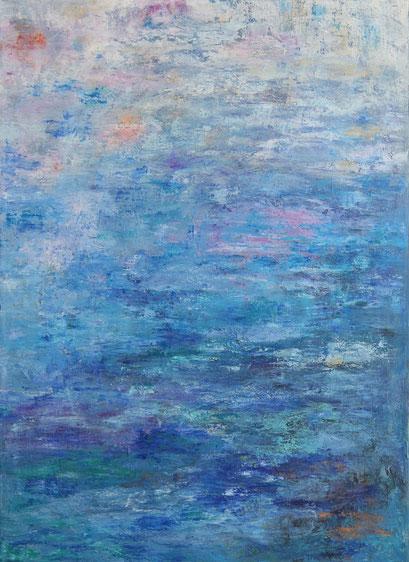 2019 Acryl auf Lw 120 x85 cm