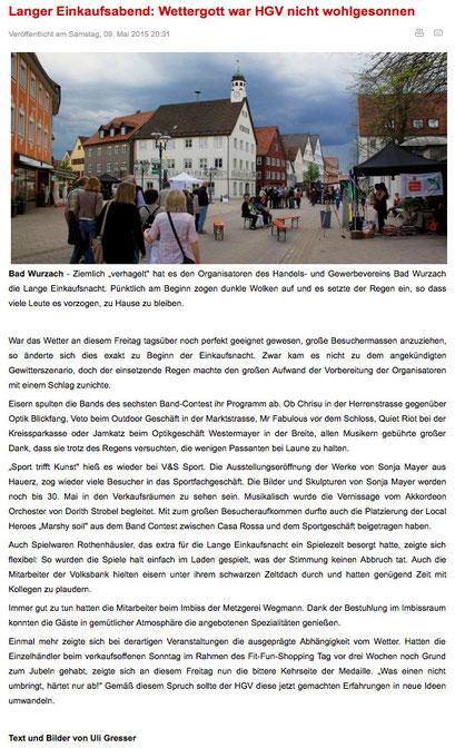 Quelle: diebildschirmzeitung.de, 09.05.2015