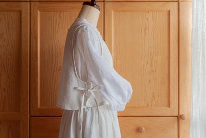apron dress #008 for sweets, Fleur*Fleur*