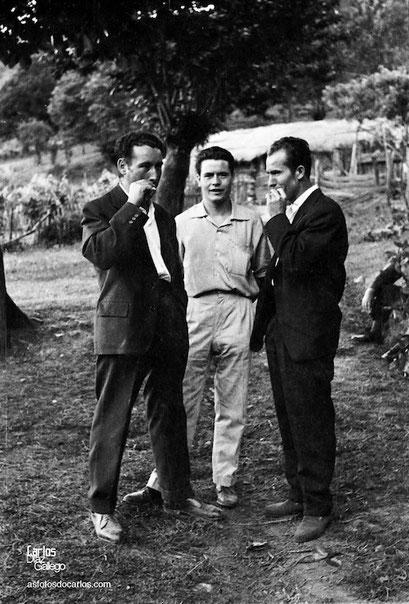 1958-Campos de Vila-tres-hombres-Carlos-Diaz-Gallego-asfotosdocarlos.com