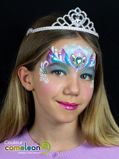 Elsa_by_CouleurCameleon_facepainting