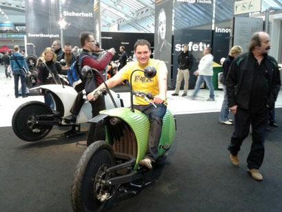 14. bis 16.02.14 - Die Bike Linz