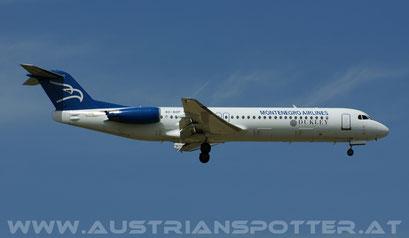 Montenegro Airlines 1994-2020