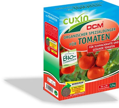 organischer Tomatendünger Kalium