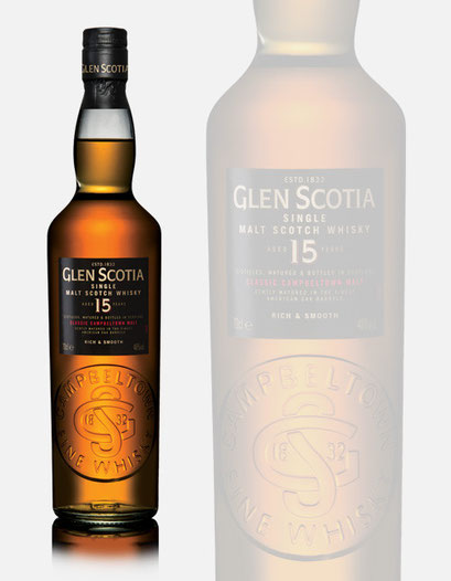 Glen Scotia Single Malt 15 Jahre