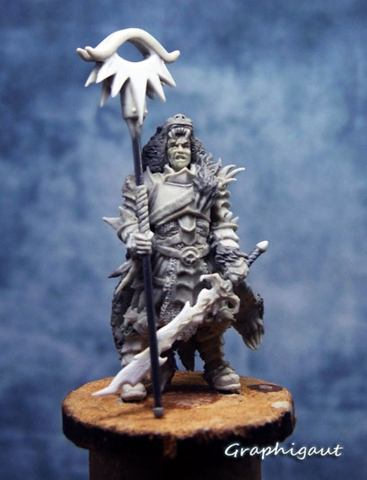 Idruaada Warlock Lord of Baalor, Mierce, Graphigaut