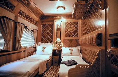 Orient-Express, Orient, Express, Années 30, Années 20, Art Déco, Voyage, Idée Voyage, Voyager en Train, Voyage Train, Voyage Europe, Voyage Luxe, Luxe, Art de Vivre, Art de Voyager, Chambre Luxe, Cabine Train