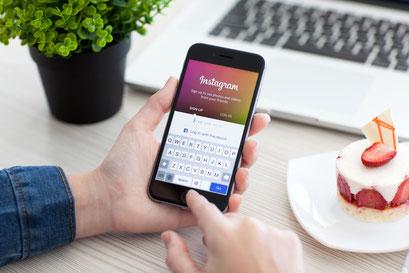 créer et animer un profil instagram