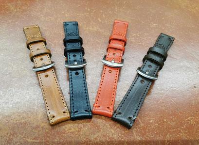 cinturini orologio in cuoio