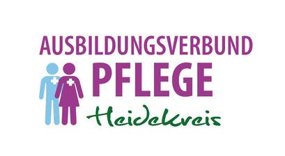 Logo: Ausbildungsverbund Pflege Heidekreis