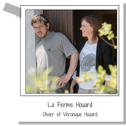 La Ferme Houard - Viande et charcuterie - Bomal
