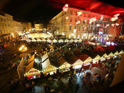 Lviv Christmas Market