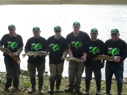 les pêcheurs de brochets