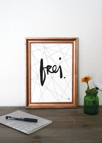 Kunstdruck frei
