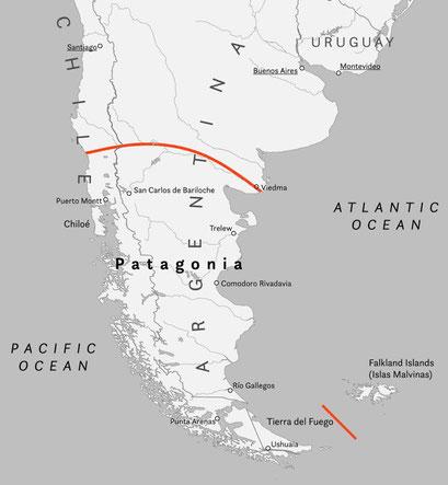 Patagonien-Rundreisen