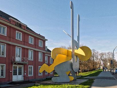 Schloßgalerie Oberhausen Keith Hearing