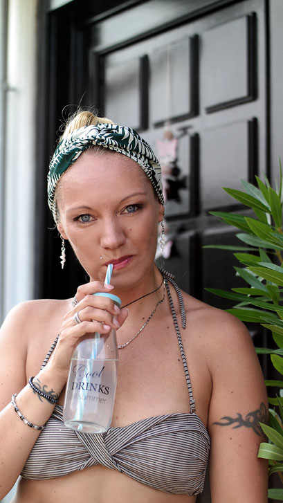 Cool Drinks all Summer | Franny gibt Tipps, wie man am besten trinkt | Den Flüssigkeitshaushalt im Sommer auffüllen | Wasser ist wichtig | hot-port.de | Lifestyle Blog