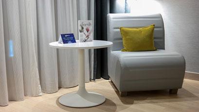Wohlfühl & Lifestyle Ambiente im Radisson Blu Hotel Hannover 3