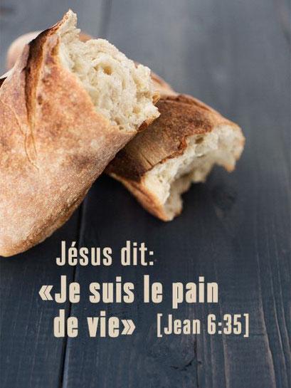 ésus s'appelle également le Chemin, la Vérité et la Vie; Conseiller-merveilleux, Conseiller admirable, Dieu-fort, Père-éternel, Prince-de-la-paix;  Le rejeton de la racine de David, le rejeton de David; Le pain de vie, le pain qui donne la vie...