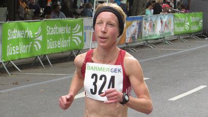 Sandra Klein Gesamtsiegerin in Siegen