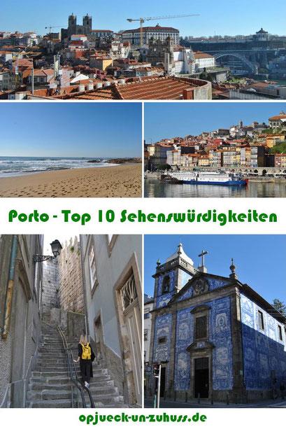 Porto Top 10 Sehenswürdigkeiten