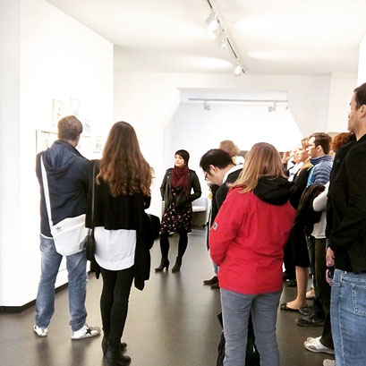 Kunstcoaching, Professionalisierung für Künstler, Aufbau Ausstellung, Tatjana Utz, Galerie