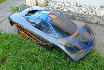 MC Laren Karosserie 510er Radstand