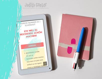 Was soll ich in mein Notizbuch schreiben? Was kann man mit einem leeren Notizbuch machen? Ein Notizbuch für bullet journal & Co. von Judith Ganter aus Hamburg.