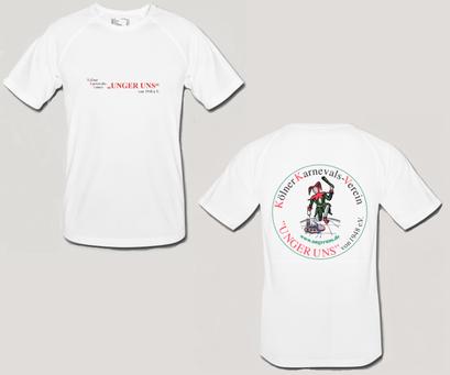 Unsere Lauf-Shirts