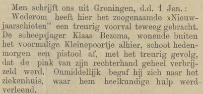 Provinciale Drentsche en Asser courant 03-01-1888