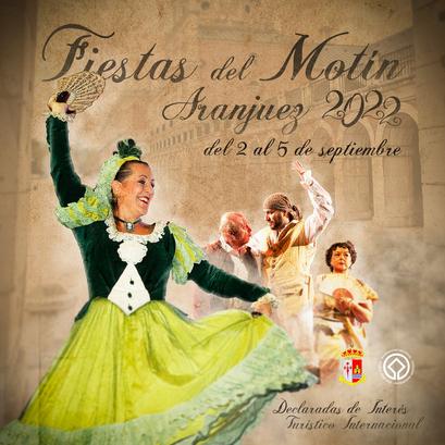 Fiestas del Motín en Aranjuez 2016 Programa