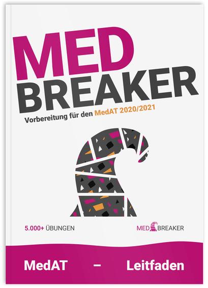 Med-Breaker 2020/2021, Buch: MedAT Vorbereitung