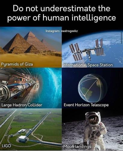 @thespaceexploration Image Human Intelligence