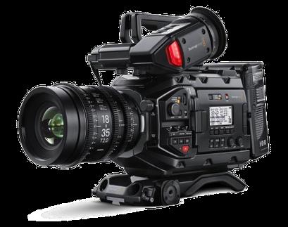 Camera Blackmagic URSA Mini Pro