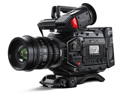 Camera Blackmagic URSA Mini Pro
