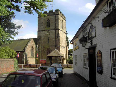 Northfield Church and the Great Stone Inn