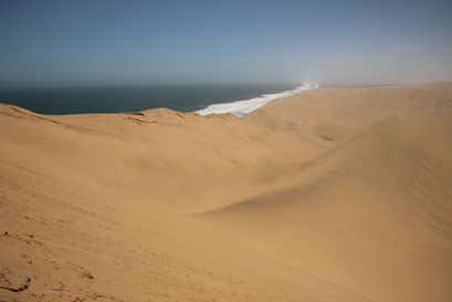 les dunes du désert du Namib