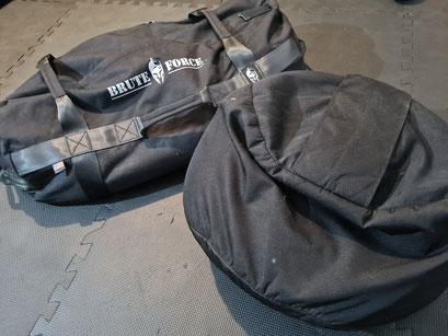 SC Int'l - Cross-Combat-Training - Sandbag Training für Combatives