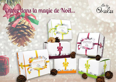 box de noel oxalia just'pour soi