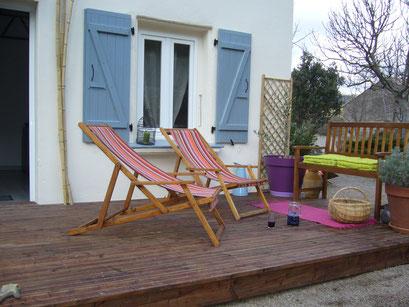 gite pays cathare dans l'Aude à Rouffiac dans les Corbières, label Gites de France