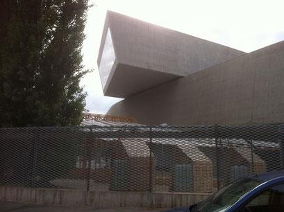 Zaha Hadid Museum Maxxi Rom