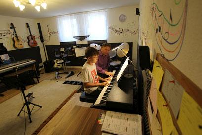 Klavierunterricht Landshut