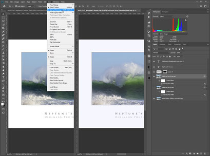 SoftProof, Photoshop, Gamut Warning, Dr. Ralph Oehlmann, Oehlmann-Photography